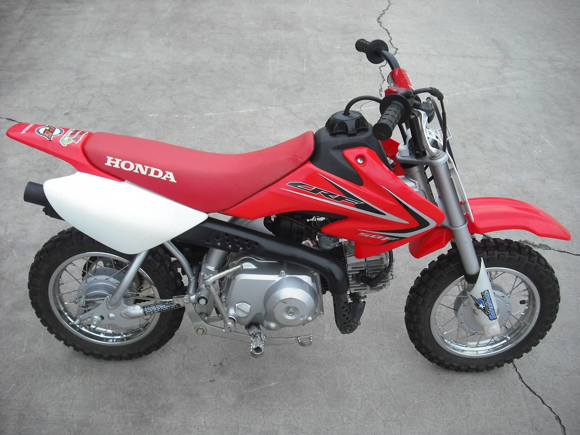 2012 CRF50F