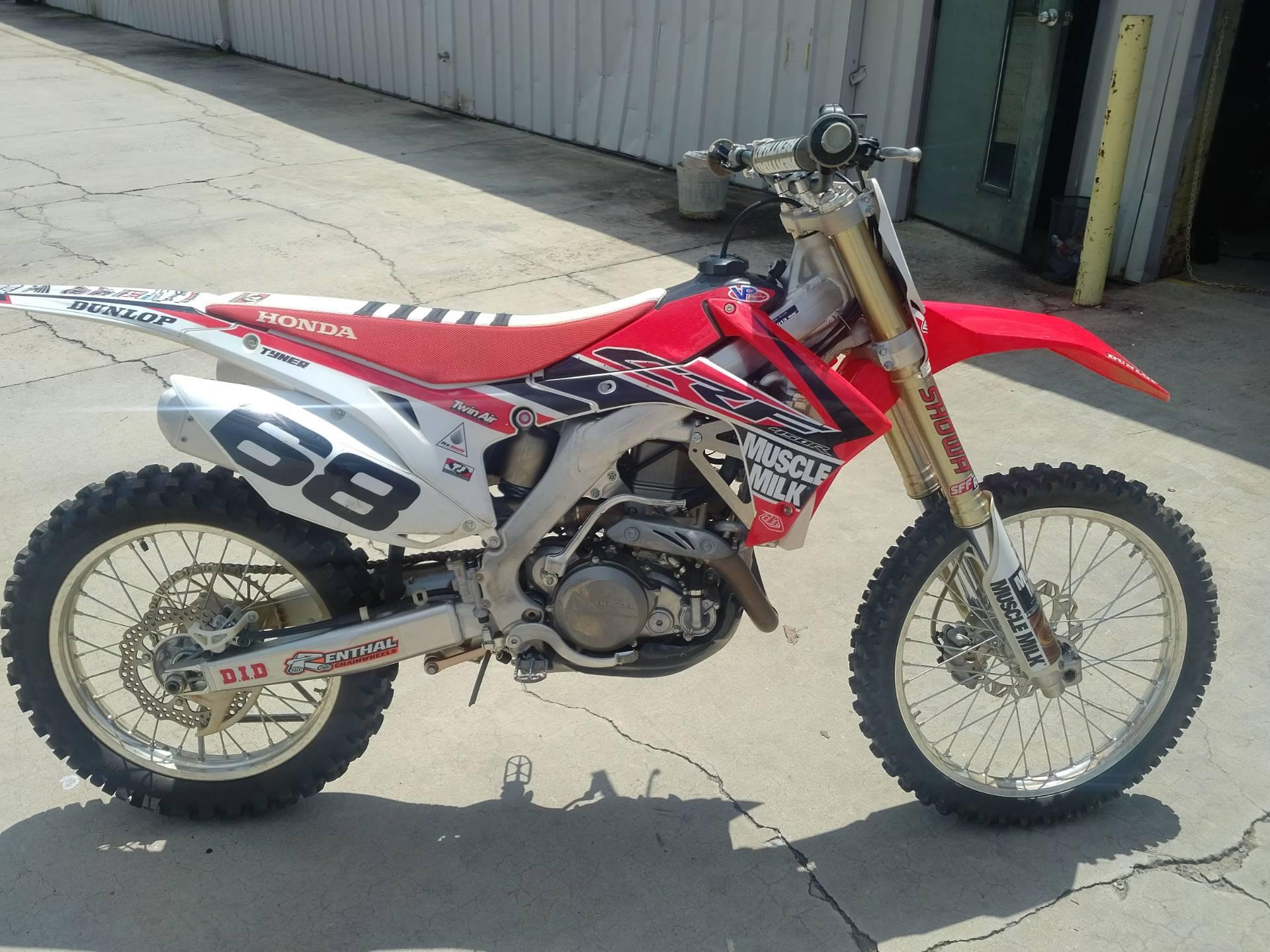 2013 CRF450R