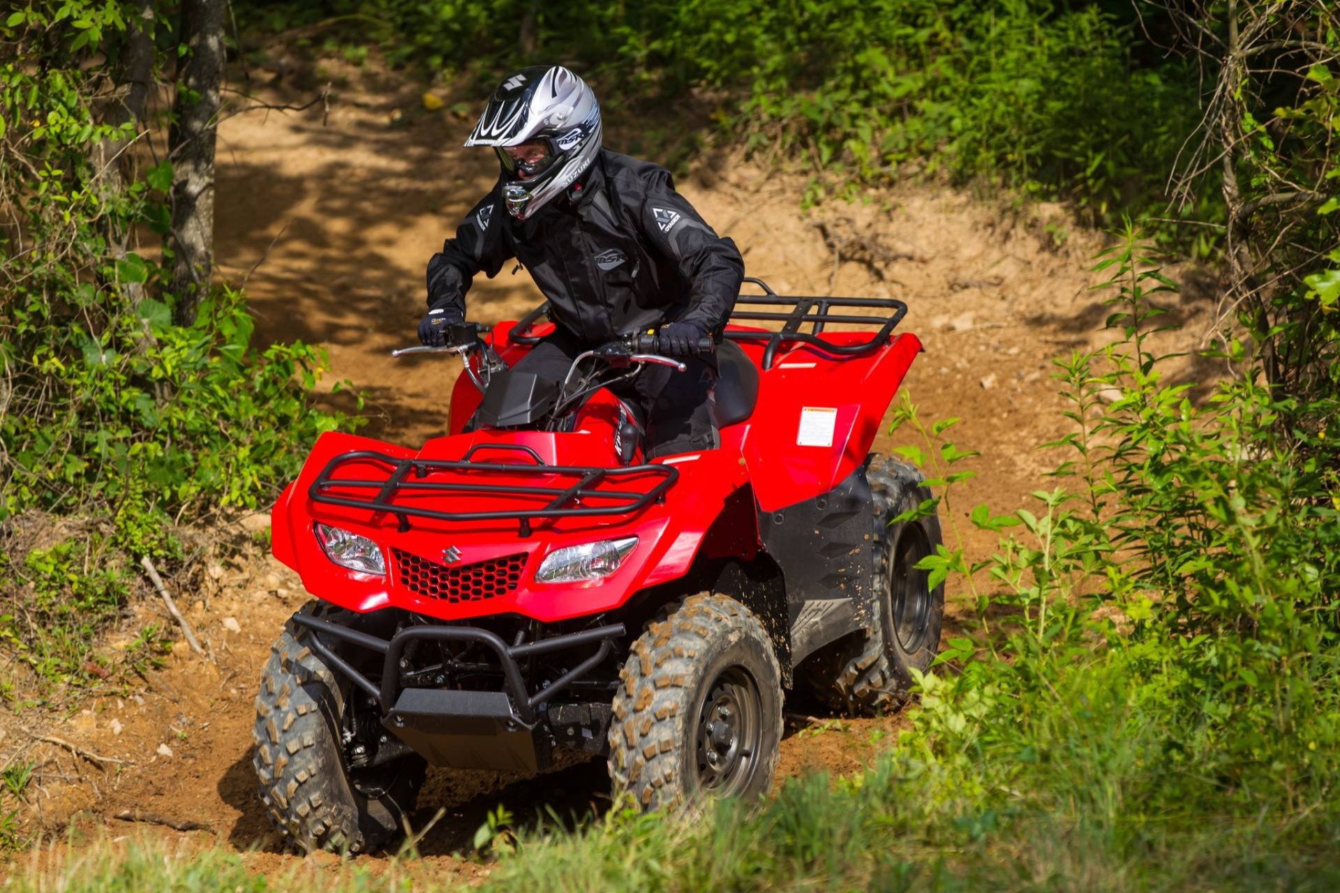2017 Suzuki KingQuad 400ASi for sale 2072