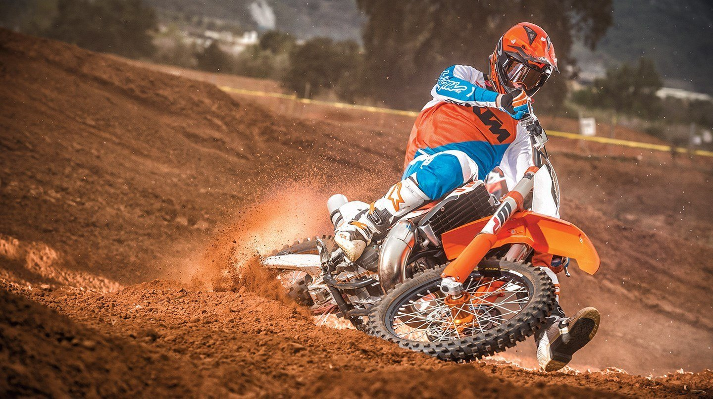 2017 KTM 250 SX in Fayetteville, Georgia - Photo 4