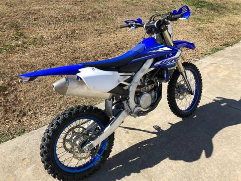 2020 Yamaha WR250F in Fayetteville, Georgia - Photo 8