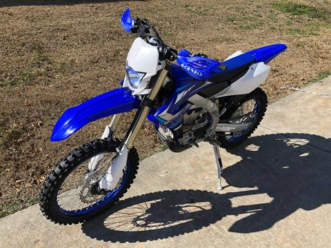 2020 Yamaha WR250F in Fayetteville, Georgia - Photo 11