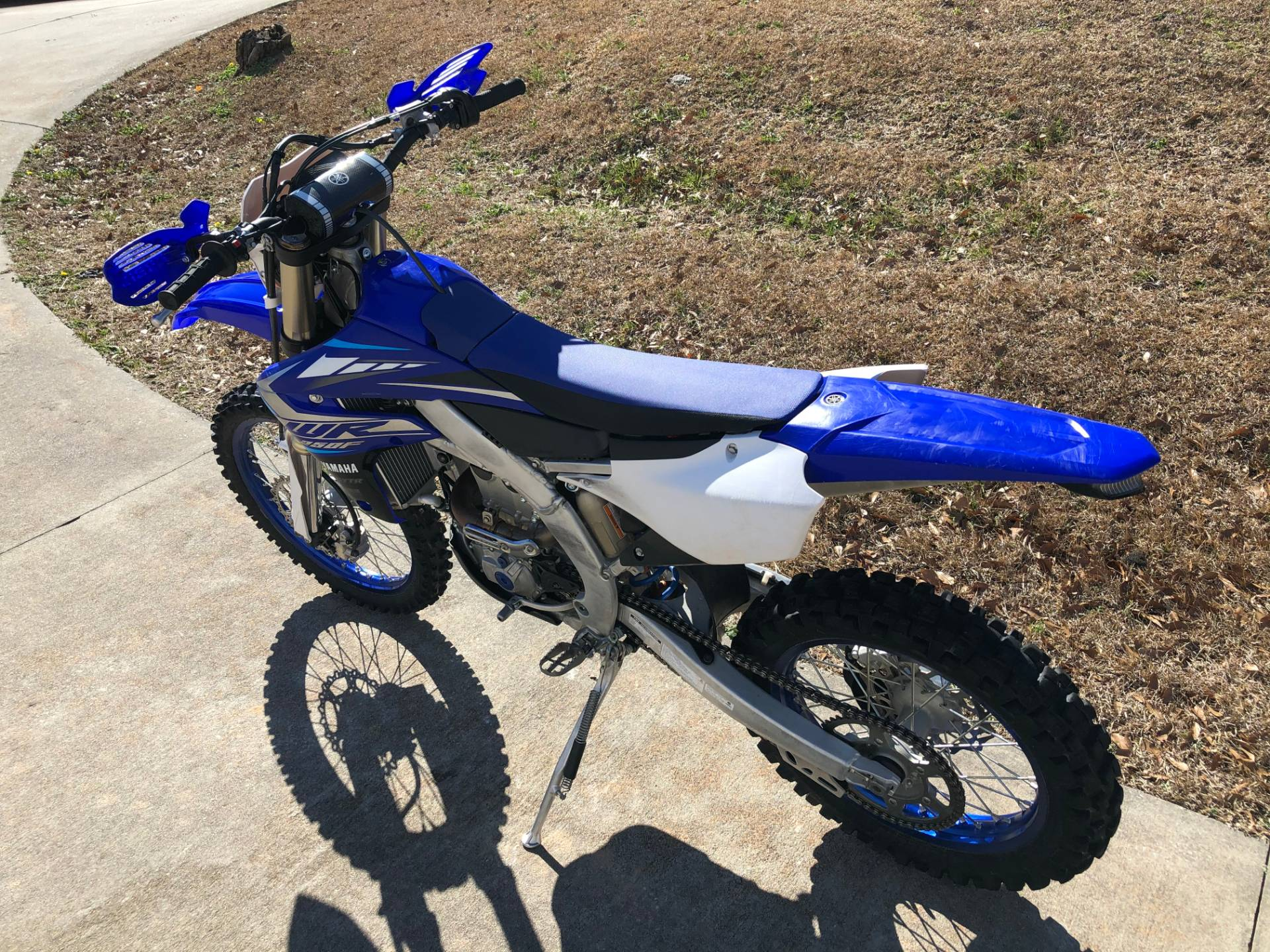 2020 Yamaha WR250F in Fayetteville, Georgia - Photo 16