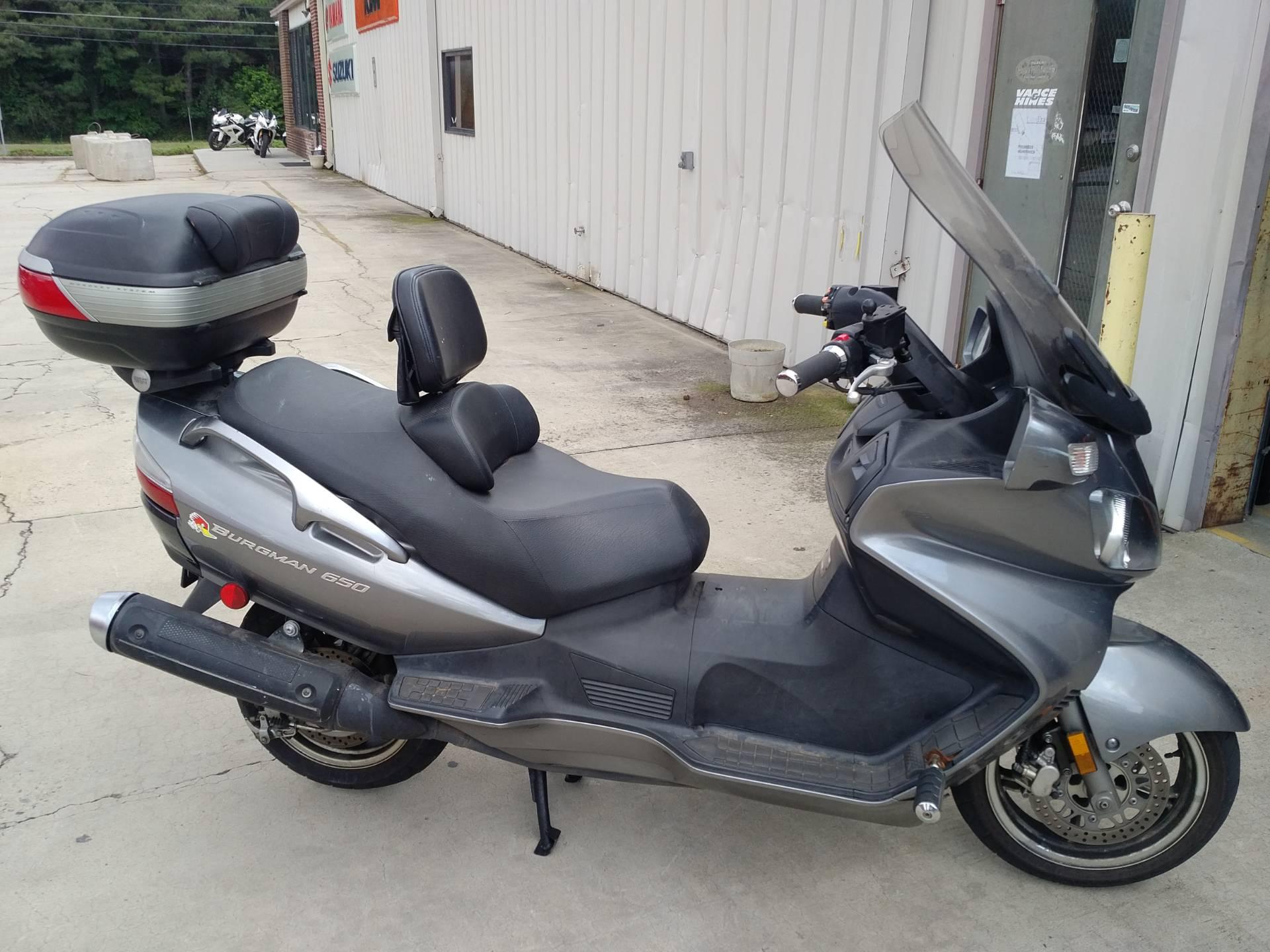 2006 Burgman 650