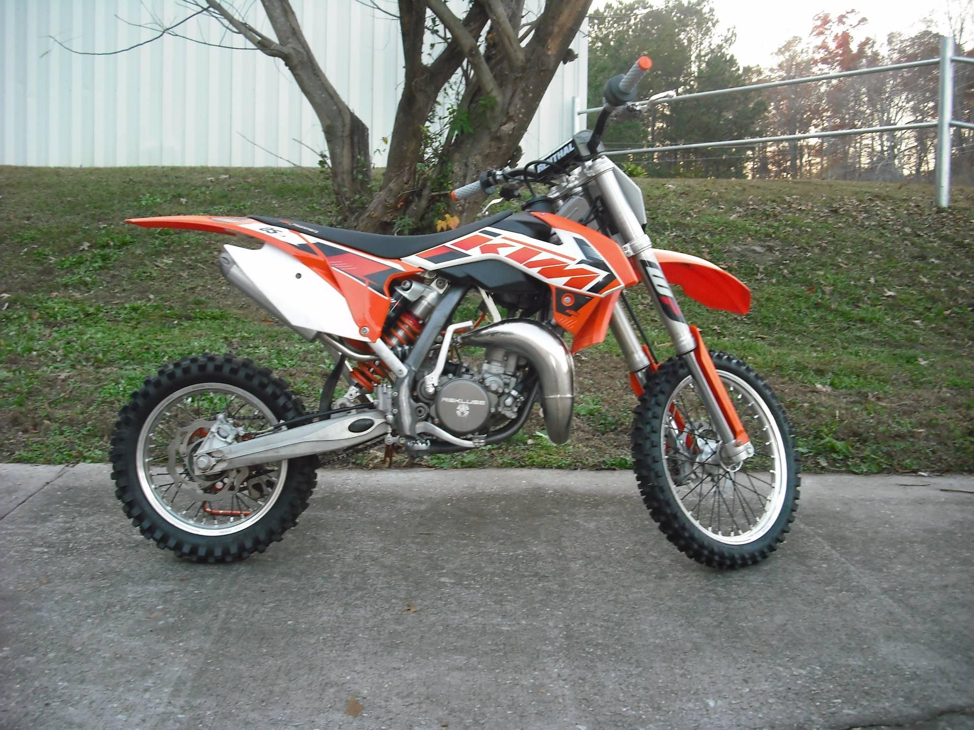 2013 85SX