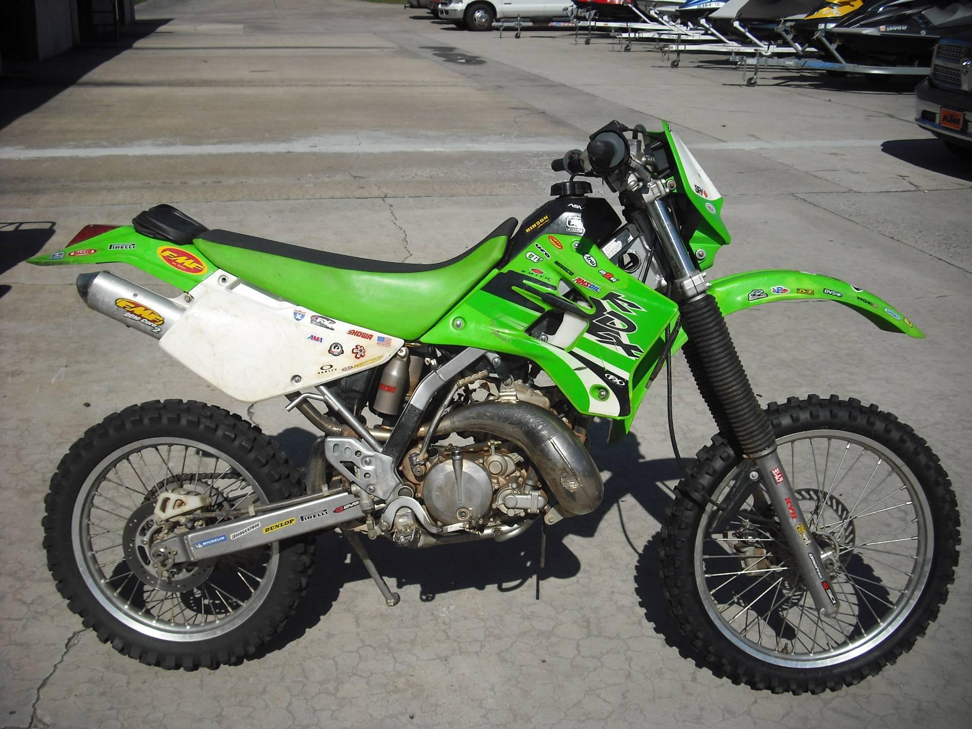 2006 KDX200