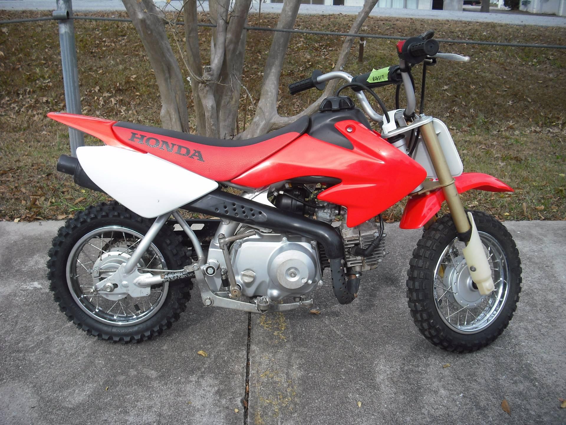 2007 CRF 50