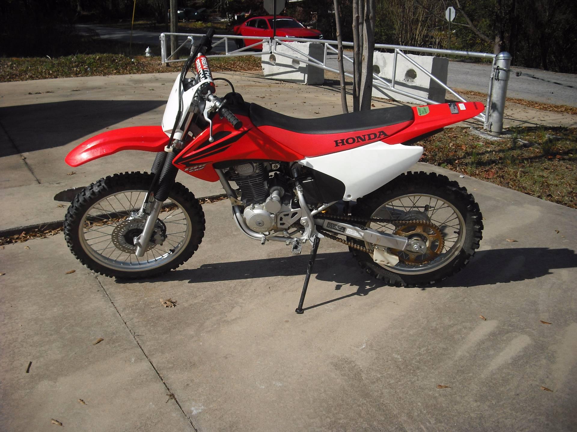 2007 CRF230