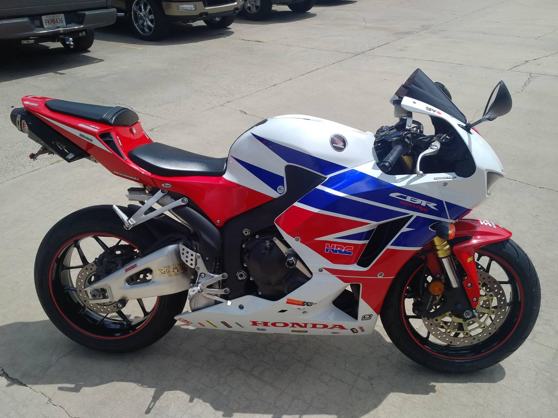 2013 CBR600RR