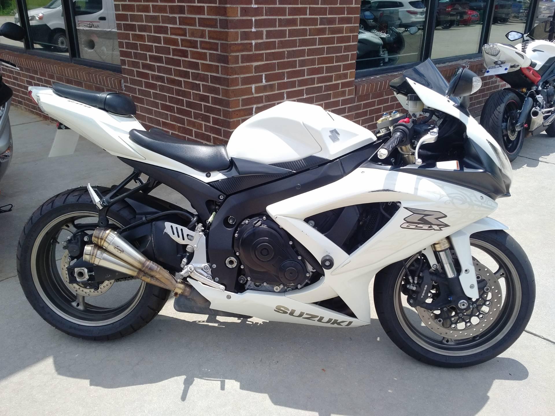 2009 GSX-R600