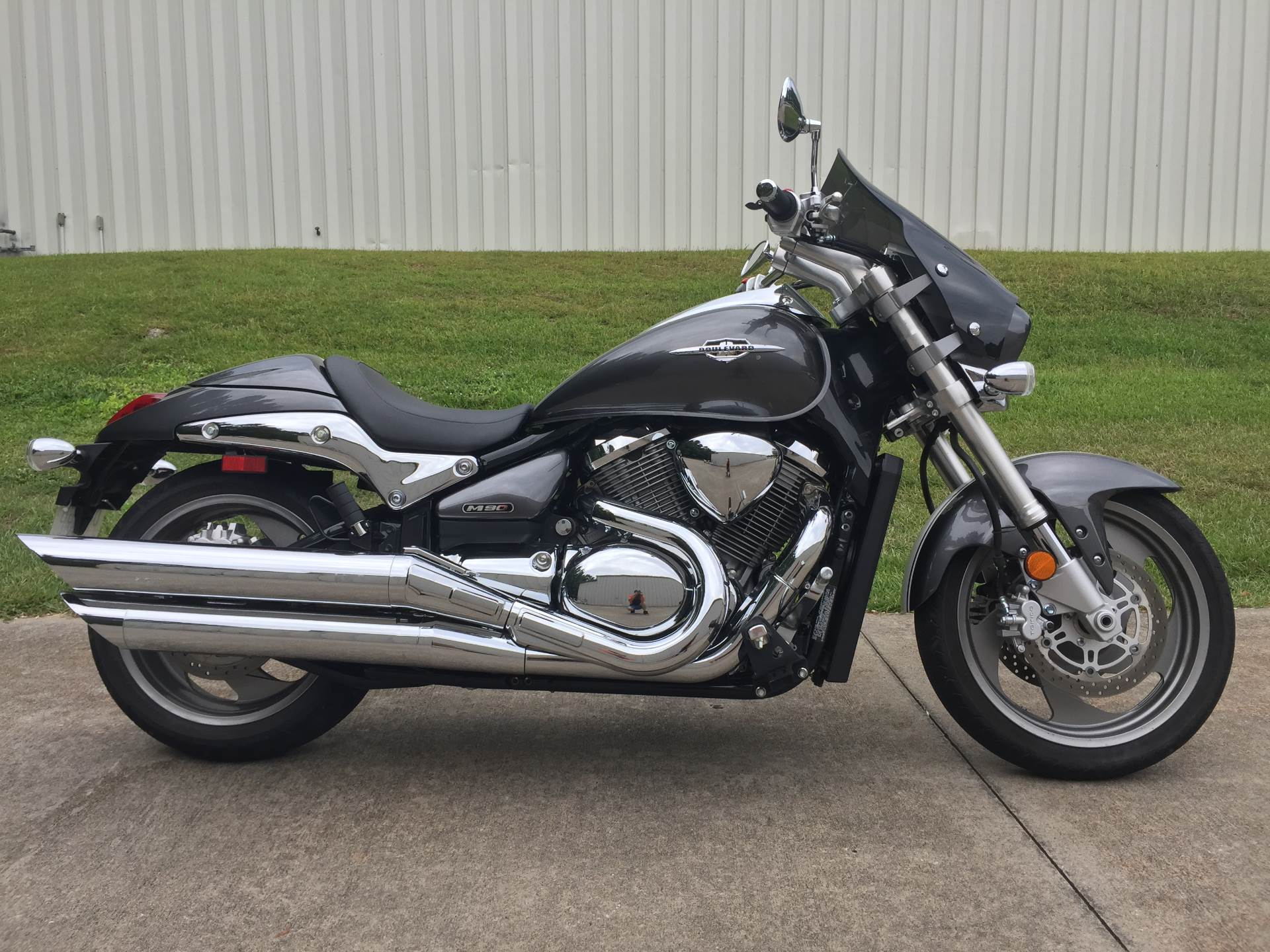 2013 Suzuki Boulevard M90 in Fayetteville, Georgia - Photo 1