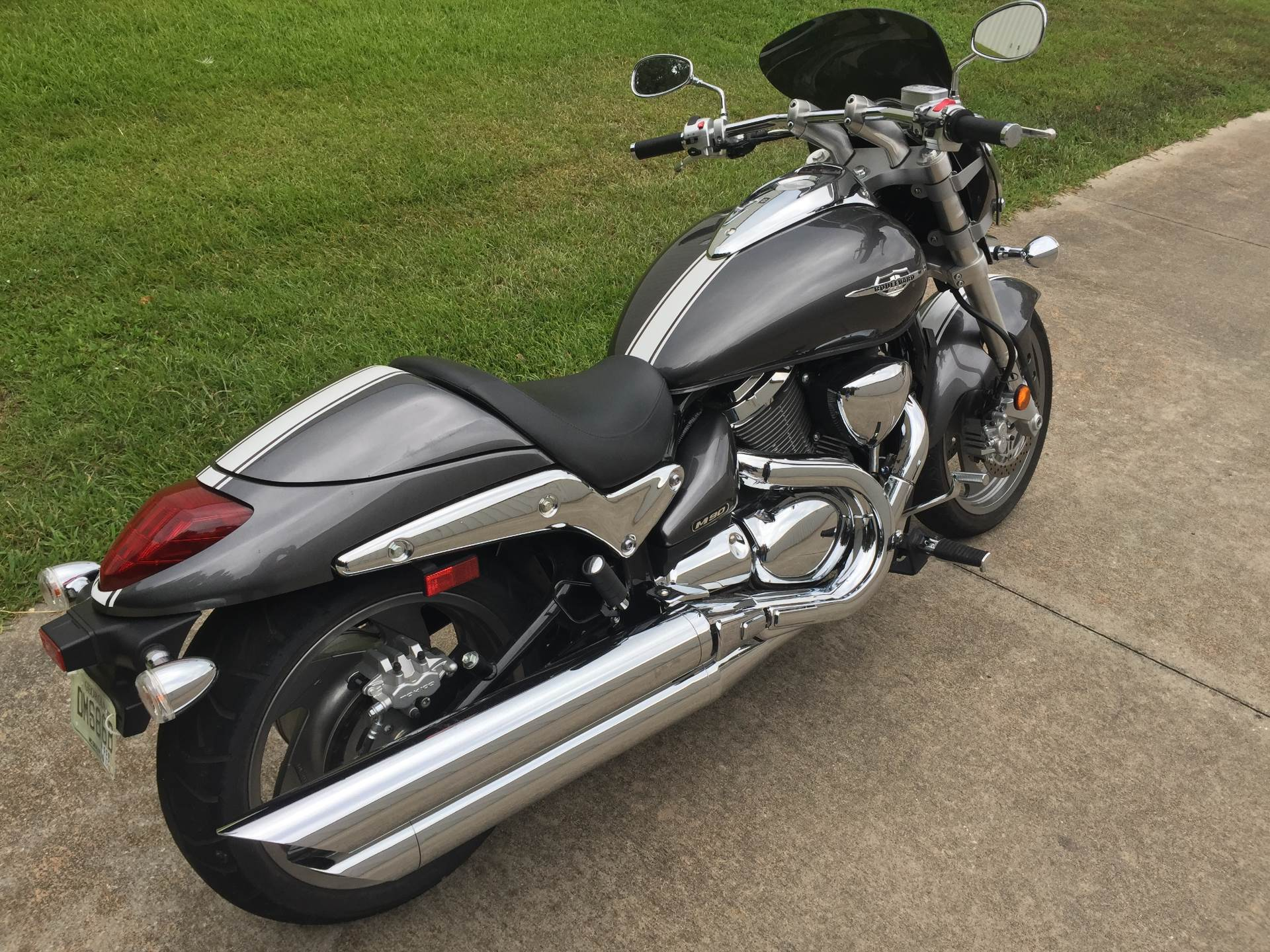 2013 Suzuki Boulevard M90 in Fayetteville, Georgia - Photo 4