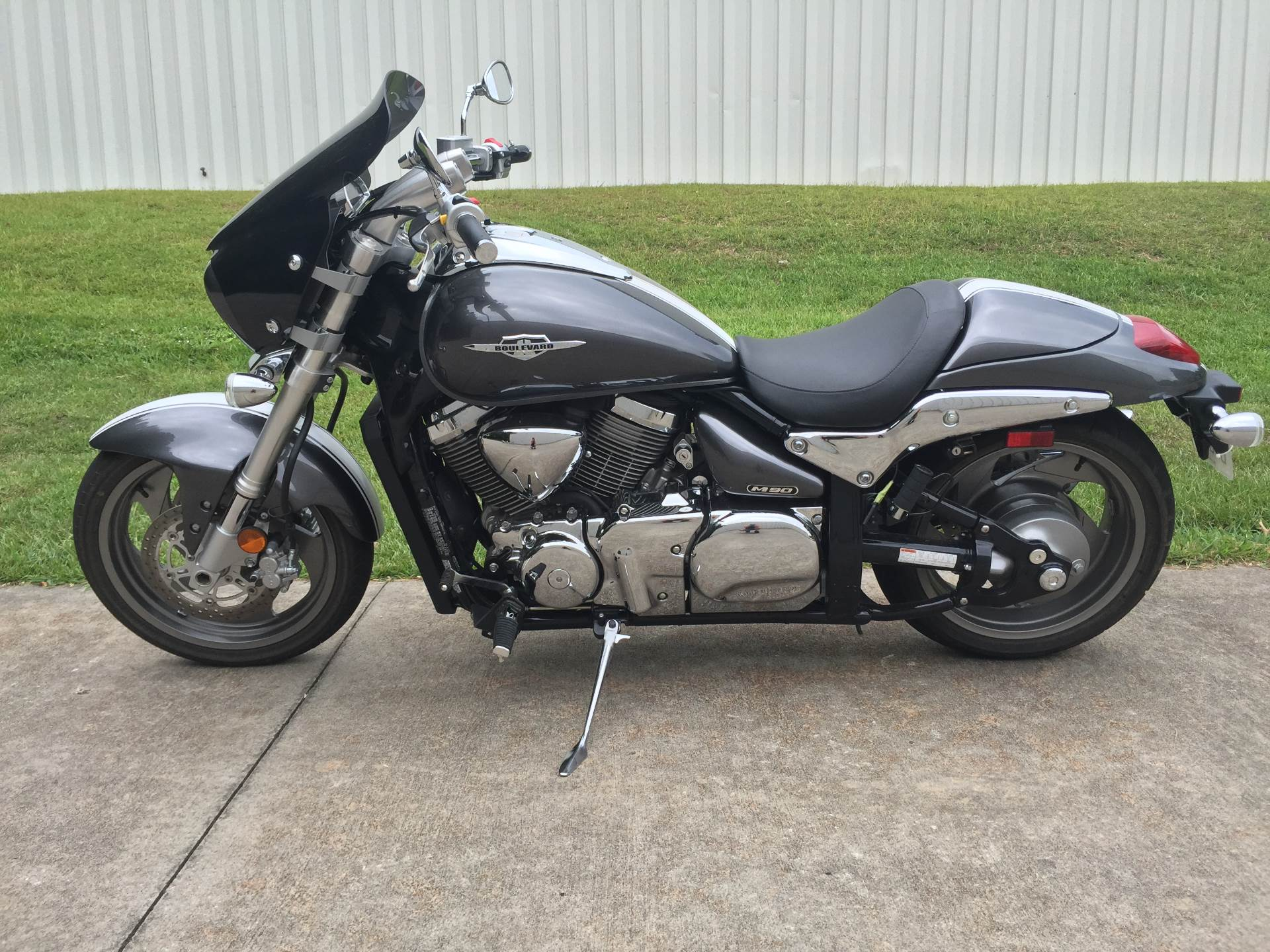2013 Suzuki Boulevard M90 in Fayetteville, Georgia - Photo 7