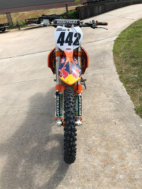 2013 KTM 450 SX-F Factory Edition in Fayetteville, Georgia - Photo 2