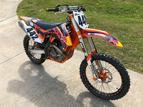 2013 KTM 450 SX-F Factory Edition in Fayetteville, Georgia - Photo 3