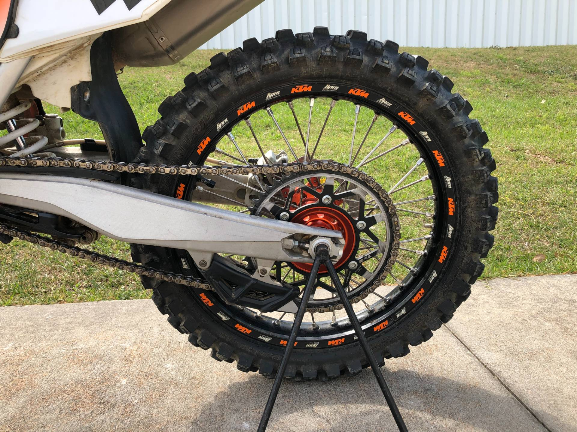 2013 KTM 450 SX-F Factory Edition in Fayetteville, Georgia - Photo 16