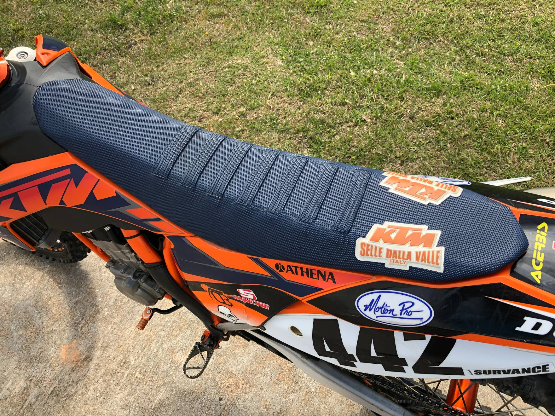 2013 KTM 450 SX-F Factory Edition in Fayetteville, Georgia - Photo 18