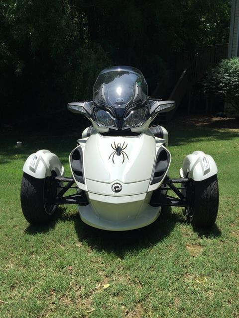 2013 Can-Am SPYDER ST-LIMITED SE5 in Fayetteville, Georgia
