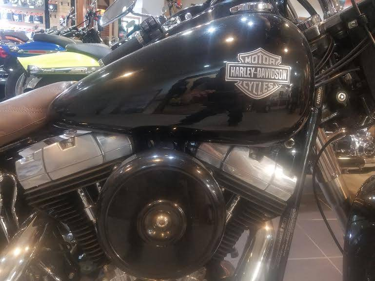 2012 Harley-Davidson Softail Slim in Augusta, Maine
