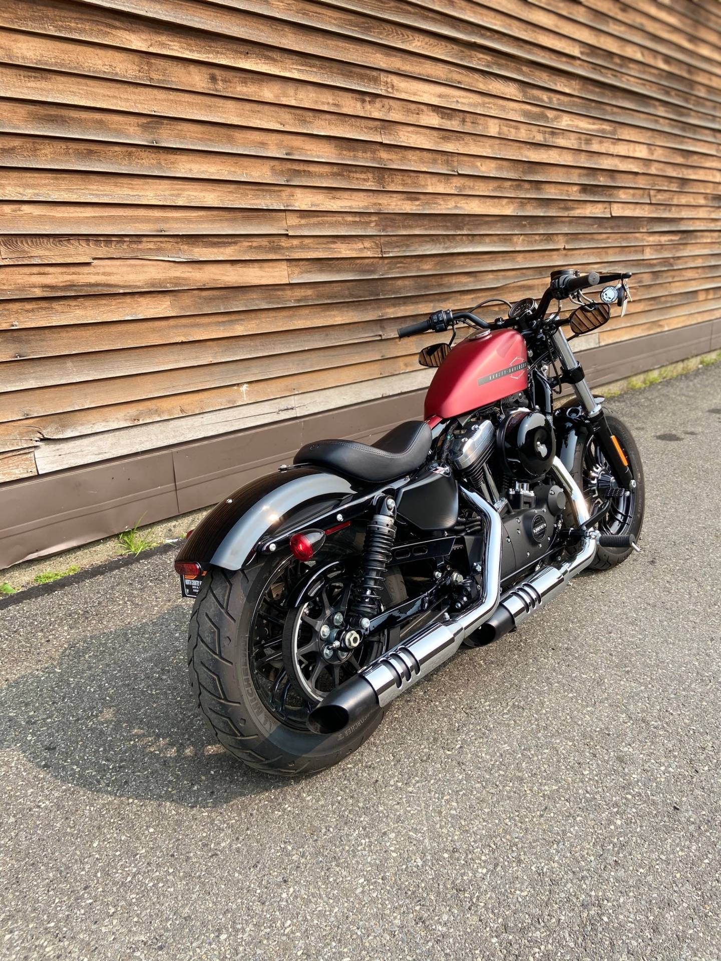 2019 Harley-Davidson Iron 1200X in Augusta, Maine - Photo 2
