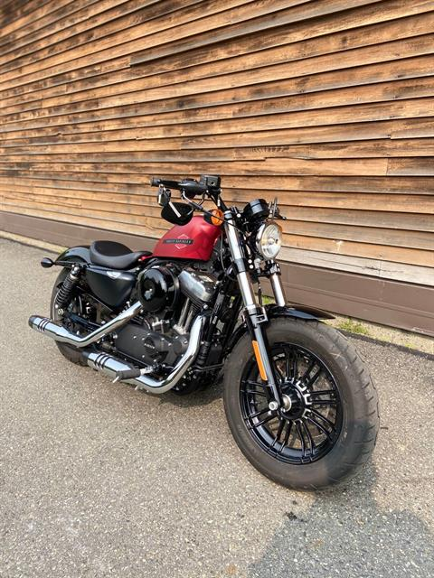 2019 Harley-Davidson Iron 1200X in Augusta, Maine - Photo 3