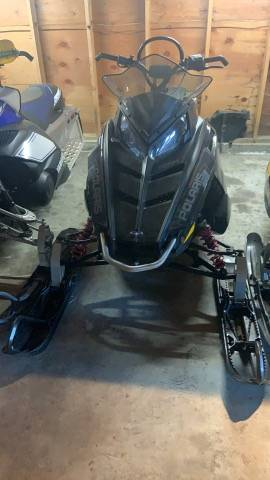2016 Polaris RMK 800 155 in Augusta, Maine - Photo 1