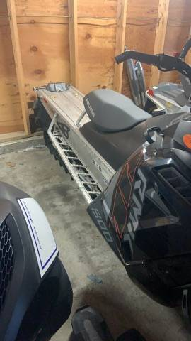 2016 Polaris RMK 800 155 in Augusta, Maine - Photo 2