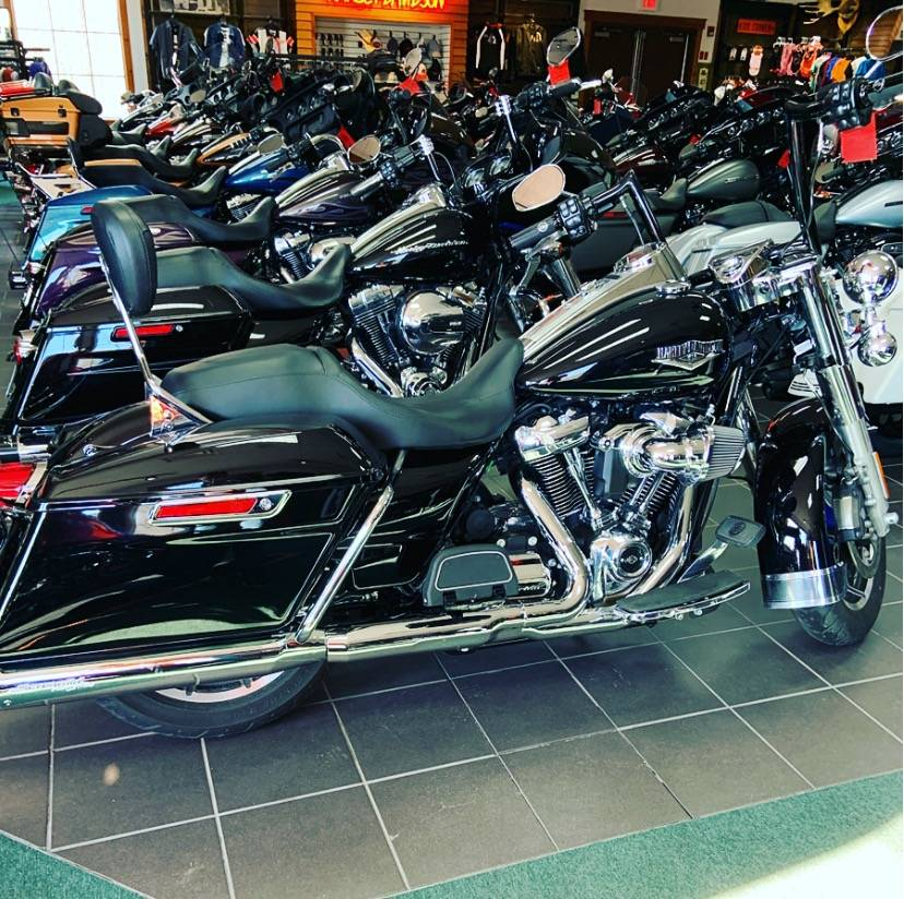 2018 Harley-Davidson Road King in Augusta, Maine - Photo 1