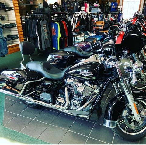 2018 Harley-Davidson Road King in Augusta, Maine - Photo 2