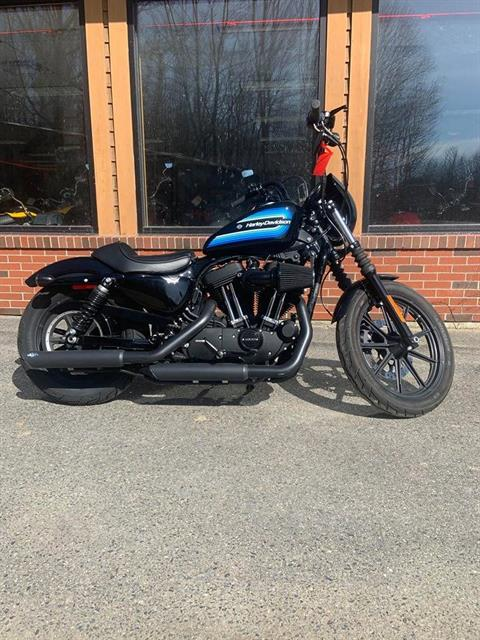 2018 Harley-Davidson 1200 Nightster in Augusta, Maine - Photo 1
