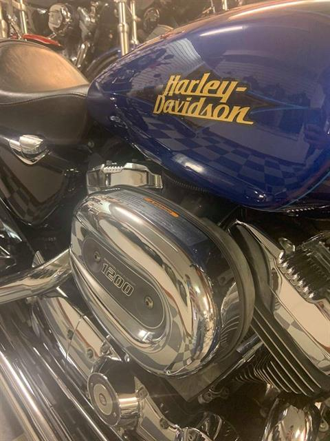 2007 Harley-Davidson Sportster 1200 custom in Augusta, Maine - Photo 2