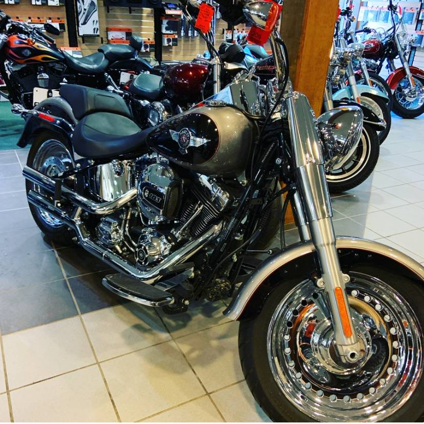 2016 Harley-Davidson Fat Boy in Augusta, Maine - Photo 2