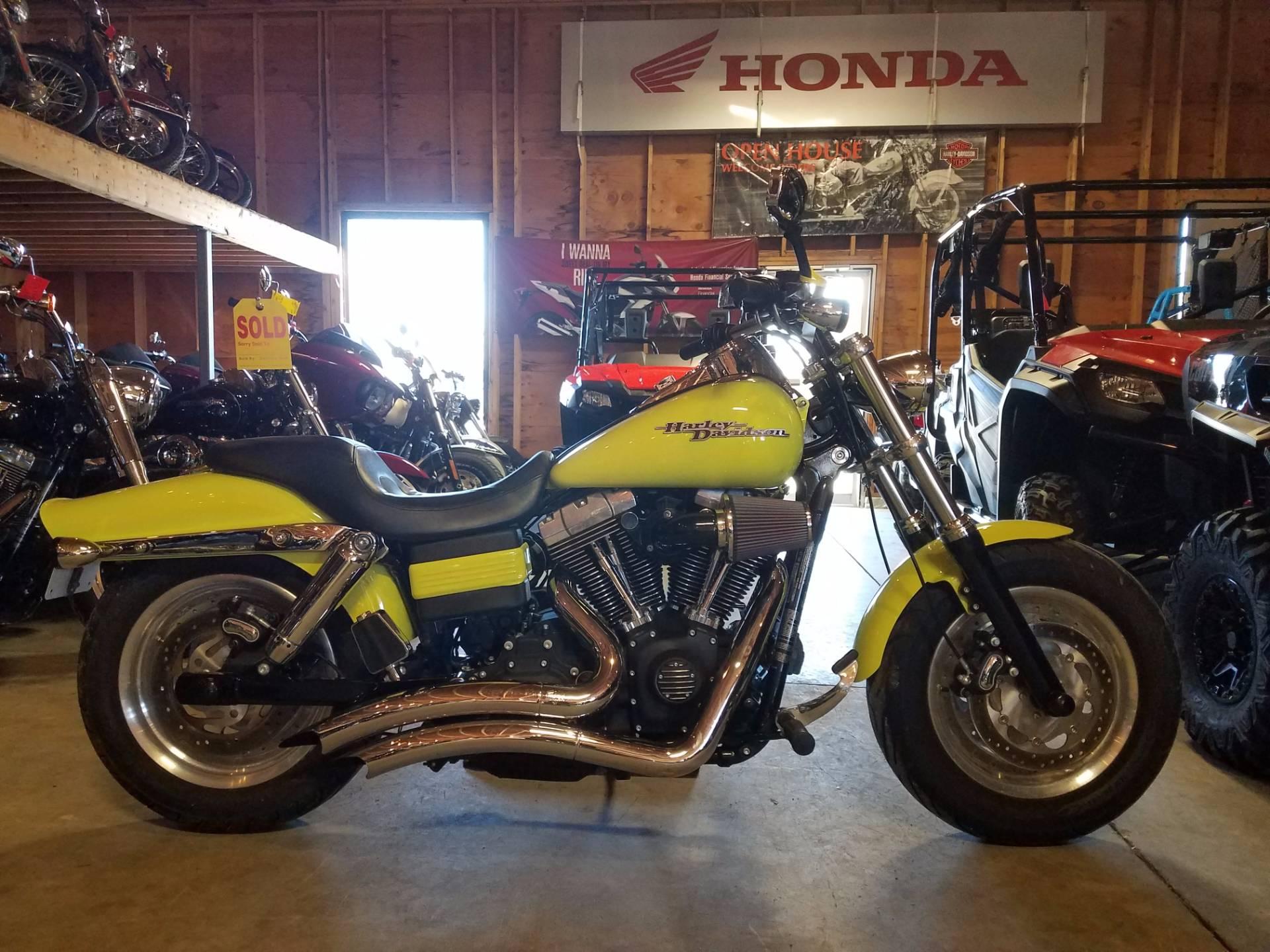2012 harley davidson dyna fat bob motorcycles augusta maine 5314. Black Bedroom Furniture Sets. Home Design Ideas