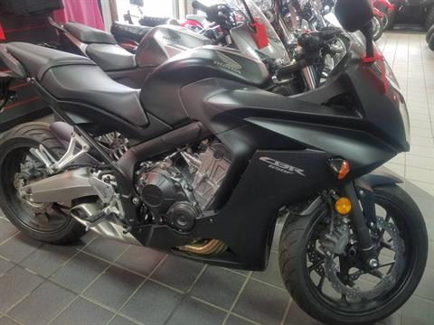 2015 Honda CBR650 in Augusta, Maine