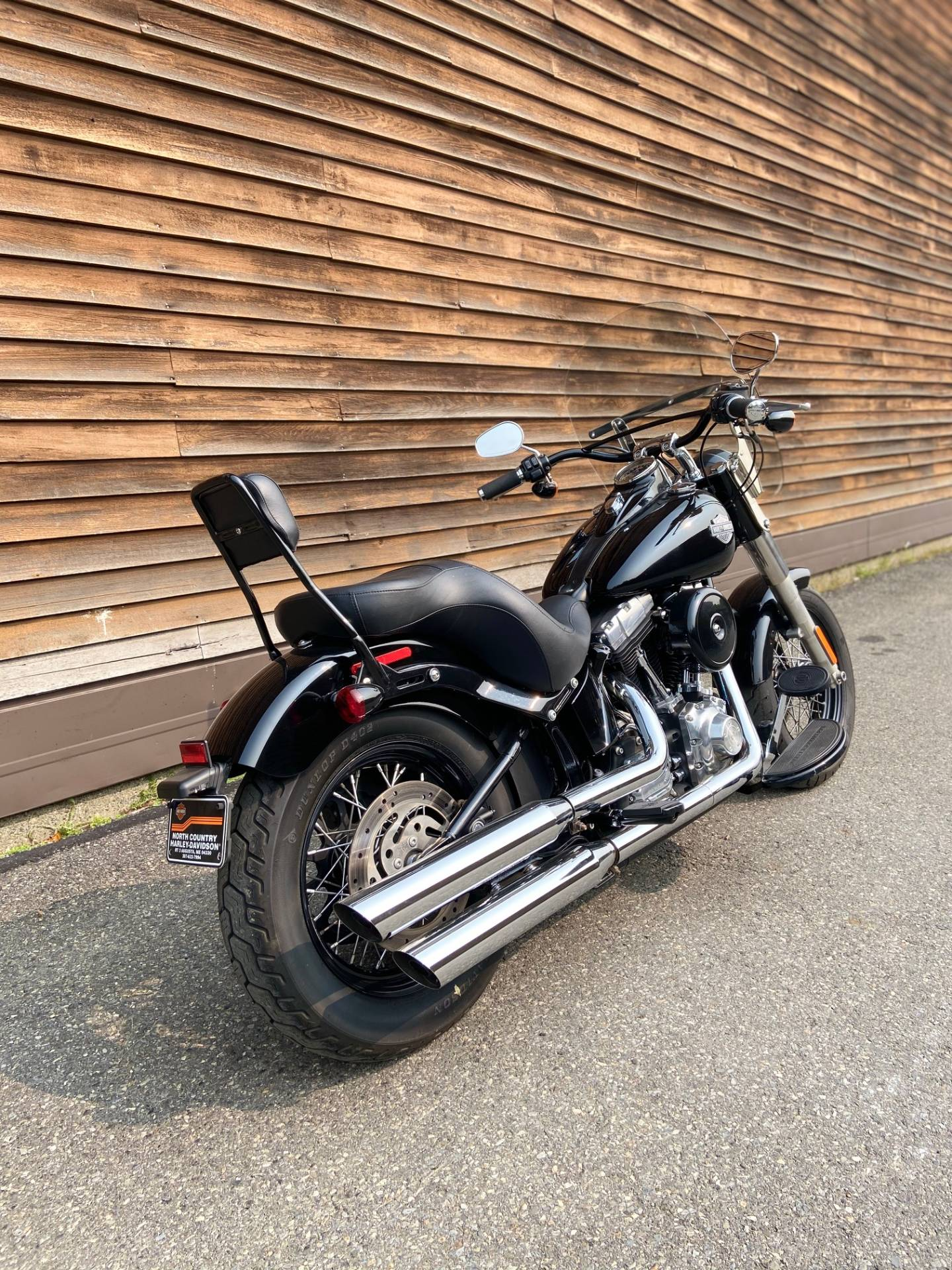2012 Harley-Davidson Softail Slim in Augusta, Maine - Photo 2