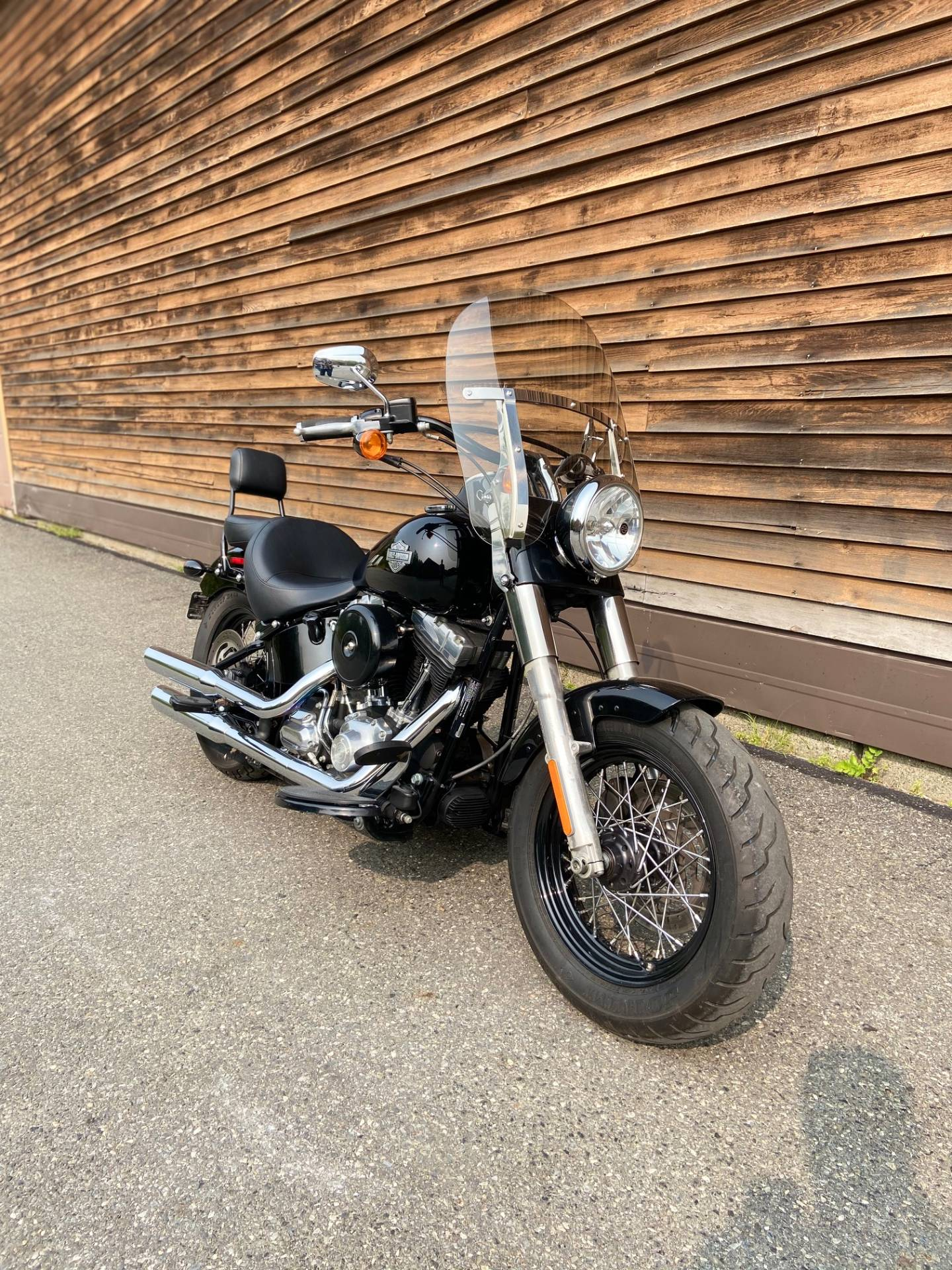 2012 Harley-Davidson Softail Slim in Augusta, Maine - Photo 3