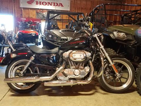 2013 Harley-Davidson Sportster® 883 SuperLow® in Augusta, Maine