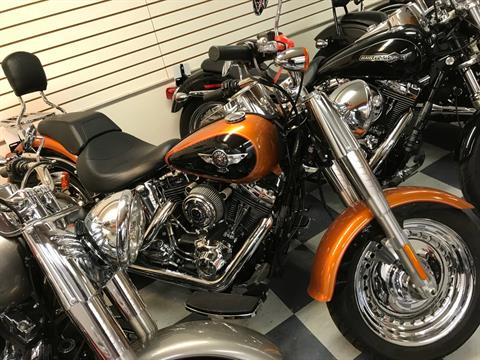2015 Harley-Davidson FAT BOY in Augusta, Maine