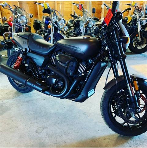 2017 Harley-Davidson Street 750 in Augusta, Maine - Photo 2