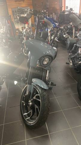 2018 Harley-Davidson Softail Sport Glide in Augusta, Maine - Photo 1
