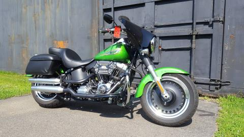 2015 Harley-Davidson Fat Boy® Lo in Augusta, Maine