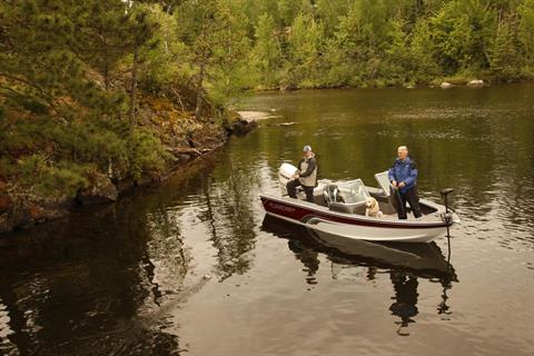 2016 Alumacraft Edge 185 Sport in Black River Falls, Wisconsin