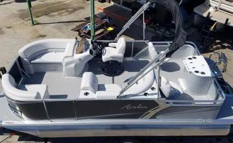 2017 Avalon LS Rear Fish - 20' in Black River Falls, Wisconsin