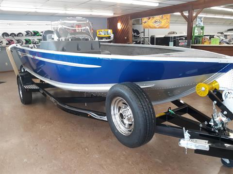 2018 Alumacraft Voyageur 175 CS in Black River Falls, Wisconsin
