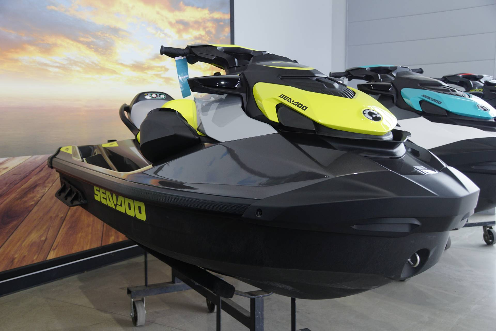2021 Sea-Doo GTR 230 iBR + Sound System in Elk Grove, California - Photo 1