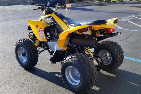 2018 Can-Am DS 250 in Elk Grove, California