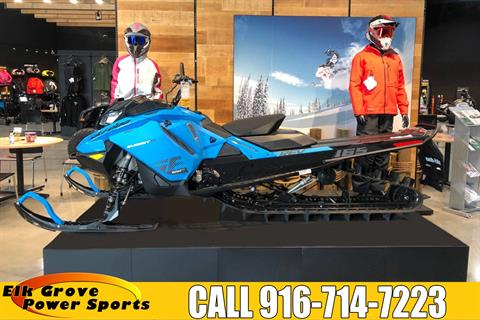 2020 Ski-Doo Summit SP 165 850 E-TEC SHOT PowderMax Light 3.0 w/ FlexEdge in Elk Grove, California - Photo 1