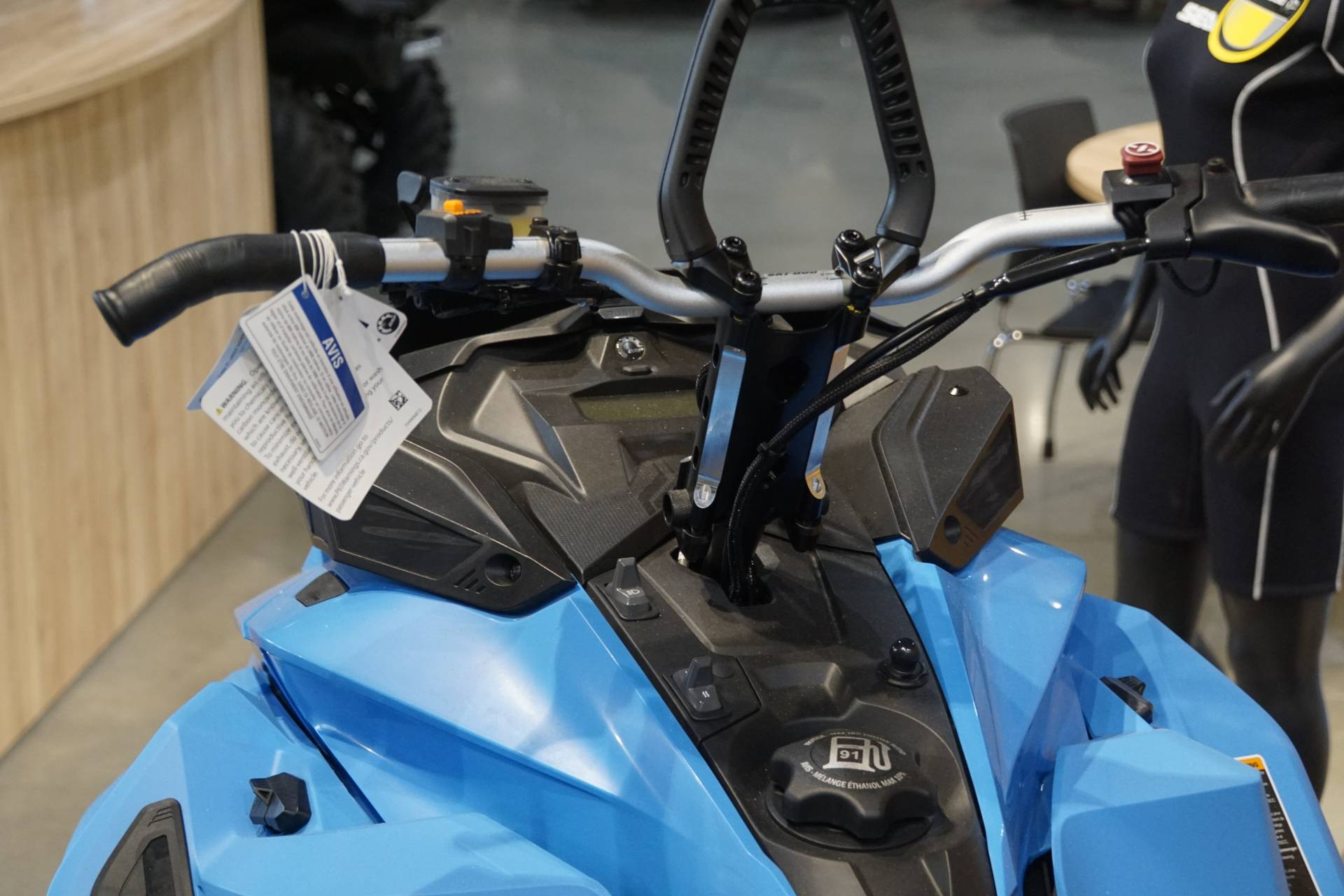 2020 Ski-Doo Summit SP 165 850 E-TEC SHOT PowderMax Light 3.0 w/ FlexEdge in Elk Grove, California - Photo 10