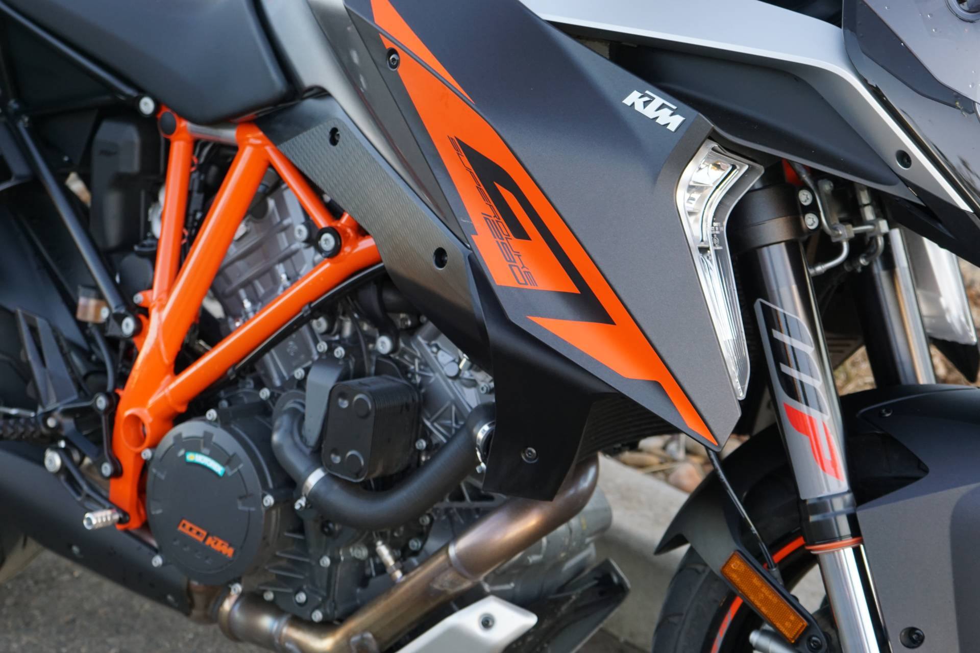 2017 KTM 1290 Super Duke GT in Elk Grove, California