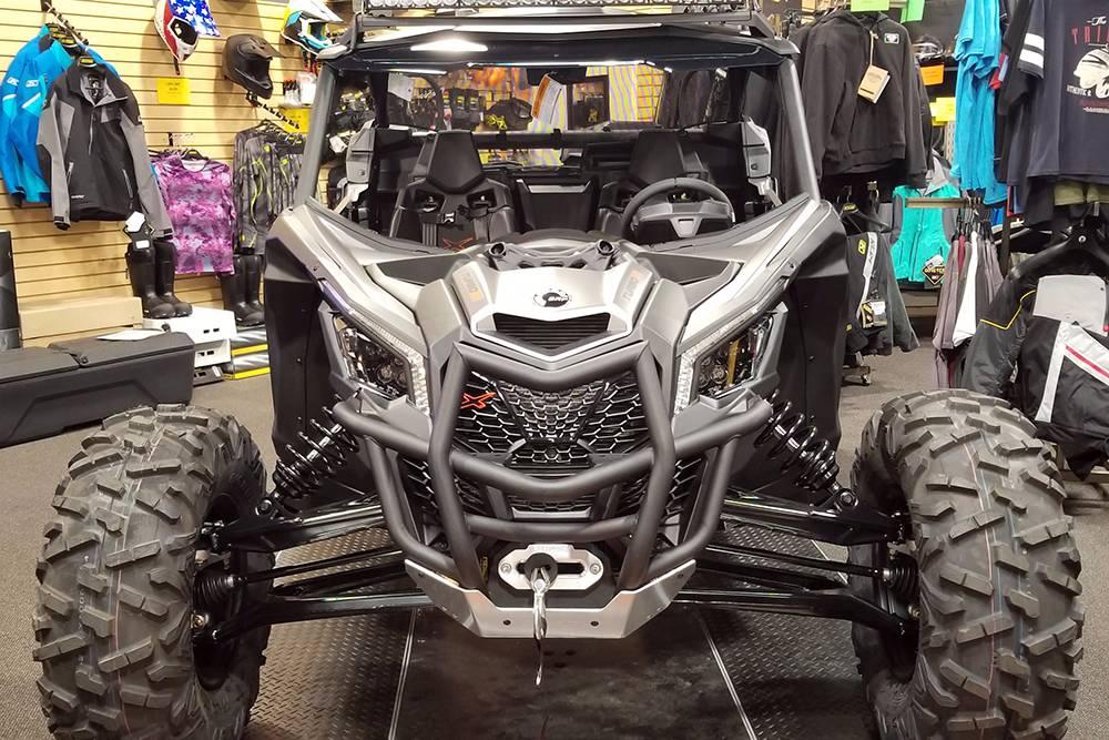 2018 Can-Am™ Maverick X3 X rs Turbo R 2